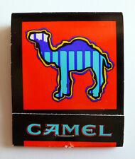 Vintage Camel Lizard Lounge Dallas 1996 Matchbook - New