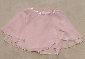 Childrens  pink ballet tutu elasticated aged 5 used