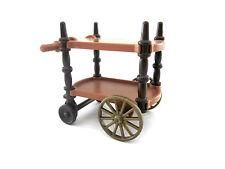 Playmobil Nostalgie Rosa Puppenhaus 1900 5320 Wohnzimmer Teewagen
