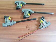 Vier Stück Miniatur Motoren für Modellbau aus Quadcopter X-UFO Elektromotoren