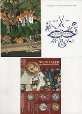 35/1037 AK MEISSEN PORZELLAN -LUFTBILD ALBRECHTSBURG - WEINTALER SACHSEN