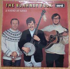 The Blarney Folk - A Touch Of Irish - emerald MLD 34 - UK 1969 Mono