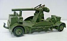 Dinky Toy #161b Army  Anti-Aircraft Gun