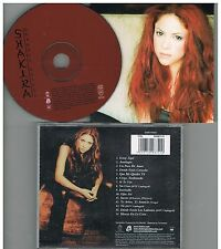 Shakira ‎– Grandes Exitos CD 2002