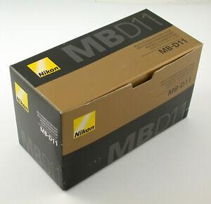 NIKON MB-D11 original Multi-Power Battery Pack Hochformat-Griff NEW BrandNEU