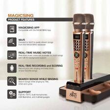 2018 E5 WiFi 2 Wireless MAGIC MIC Karaoke 12K POP 2month 220K International song