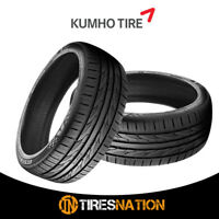 (2) New Kumho Ecsta PA51 235/50ZR17 96W Tires