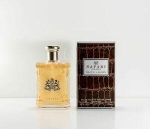 Ralph Lauren Safari for Men Herrenduft EdT Eau de Toilette 125 ml OVP