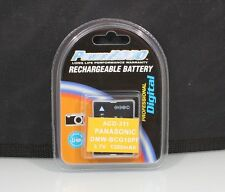 184400 RECHARGEABLE DMW-BCG10 REPLACEMENT BATTERY FOR PANASONIC NEW