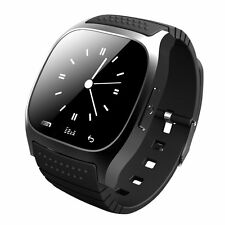 Smart Watch M26 Bluetooth V4.0 LED Display Touch Music Pedometer For IOS Andriod