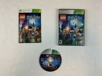 LEGO Harry Potter: Years 1-4 (Microsoft Xbox 360, 2010) COMPLETE