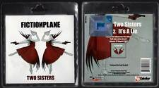 """FICTION PLANE """"Two Sisters/It's A Lie"""" (CD 2 Titres) 2007 NEUF"""