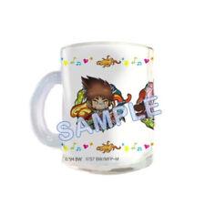 Oshare Macross Character Glass Coffee Tea Mug Cup Anime Art Collection