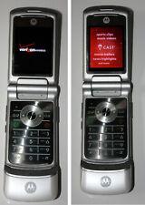 Motorola Krzr K1m - Silver (Verizon) Cellular Phone Fully Functional w/ Camera