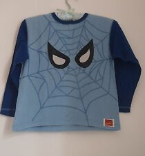 T SHIRT MANCHES LONGUES TAILLE 10 ANS MARQUE MARVEL COMICS