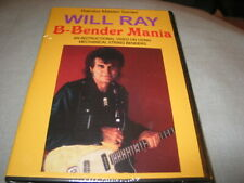 WILL RAY - B-Bender Mania DVD - The Bible for Bender-Maniacs
