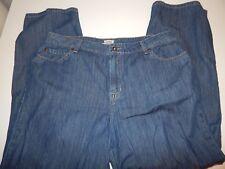 L.L. Bean Classic Fit Jeans ~ Size 18 ~