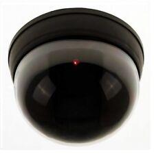 Kameraatrappe Überwachungskamera Domekamera Dummy Kameradummy Attrappe mit LED