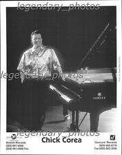 Chick Corea Concord Records Original Press Photo