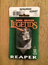 Reaper, Legends, Dark Heaven miniature: Halfling Wizard