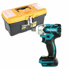 Makita DTW285 18V Brushless Impact Wrench With 16inch/41cm Tool Storage Box