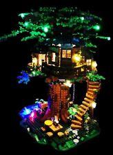 Brickled Led Lighting Kit for Lego 21318 Ideas Tree House