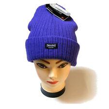 Chapeaux bleu taille unique pour femme