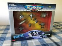 Star Wars A New Hope Micro Machines Space Collectors Edition Set VTG * NIB * NEW