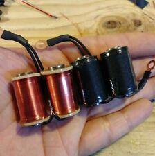 Custom Handmade Tattoo Machine Coils (Black)