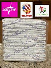 Medline Ultrasorbs AP Drypads, Super Absorbent Disposable Underpad 10 Count