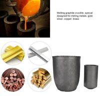 Practical Graphite Furnace Casting Foundry Crucible Melting Tool For Silver Gold