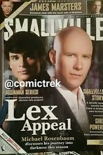 Smallville Official Magazine #13 PX VARIANT Tom Welling Clark & Lex Cover