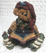 Boyds Bears & Friends, Bearstone Collection, Edmund the Elf (#228311), 1998