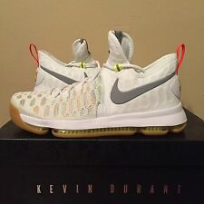 Nike Zoom KD 9 Summer Pack Size 10.5 Multi-color DS New Authentic