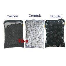 Filter Medium - 3 in 1 - Activated Carbon Ceramic Ring Bio Balls Layer - Vivo