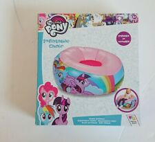 My Little Pony Inflatable Chair brand new boxed inflates in minutes