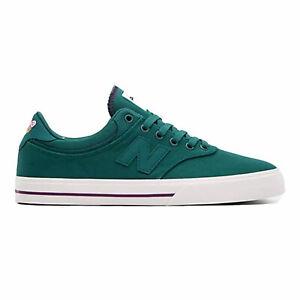 New Balance Numeric 255 Franky Villani (Green/Purple) Men's Skate Shoes