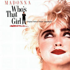 MADONNA - WHO'S THAT GIRL - LP VINYL ITALY PRESS 1987 EXCELLENT CONDITION