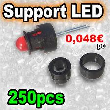 971/250# Support LED 5mm modèle 2 --- 250pcs