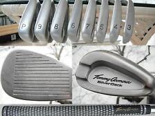 Tommy Armour 845cs SilverBack Golf Irons Platinum STIFF