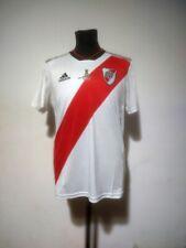 River Plate soccer jersey Adidas 2018 Size S match prepared Libertadores Final