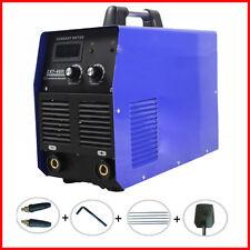 IGBT Inverter Welding Machine Dual Voltage AC 220/380V 400A Welder Plasma Cut