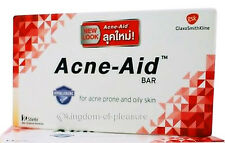 Stiefel Acne Aid Soap Bar Deep Pore Cleansing Pimple Oily Prone Face Skin 100g