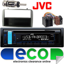 ALFA ROMEO 147 2005-2010 JVC CD MP3 USB AUX IPOD CAR RADIO STEREO KIT
