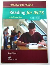 MACMILLAN Improve your skills Reading for IELTS 6.-7.5 with Answer key JANE new