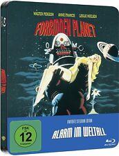 ALARM IM WELTALL (Walter Pidgeon) Blu-ray Disc, Steelbook NEU+OVP