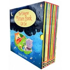 The Usborne Picture Book Gift Set Educational Toys Books