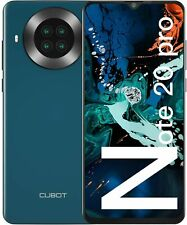 6,5Zoll Cubot NOTE 20 PRO Android 10 Handy 8+128GB Smartphone NFC 4G Sim 4200mAh