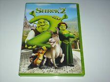 """(1) DVD DREAMWORKS """"  SHREK 2  """""""