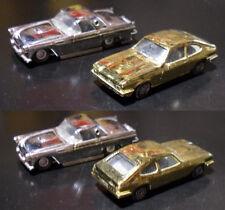 FORD Capri 3 al titanio dorato solo 1 x realizzato in tutto il mondo! scala 1/87 RARE!